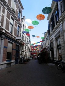 Winkelstraat Deventer
