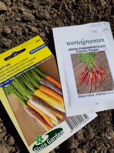 Tips om wortels te zaaien