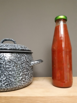 Recept ketchup