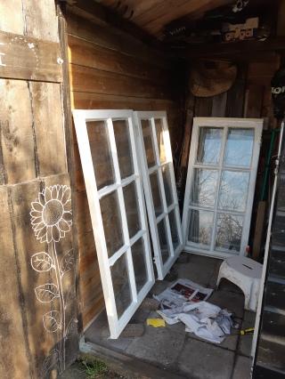 Kas maken van oude ramen