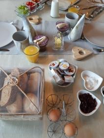 Ontbijt B&B Huis van Peelen
