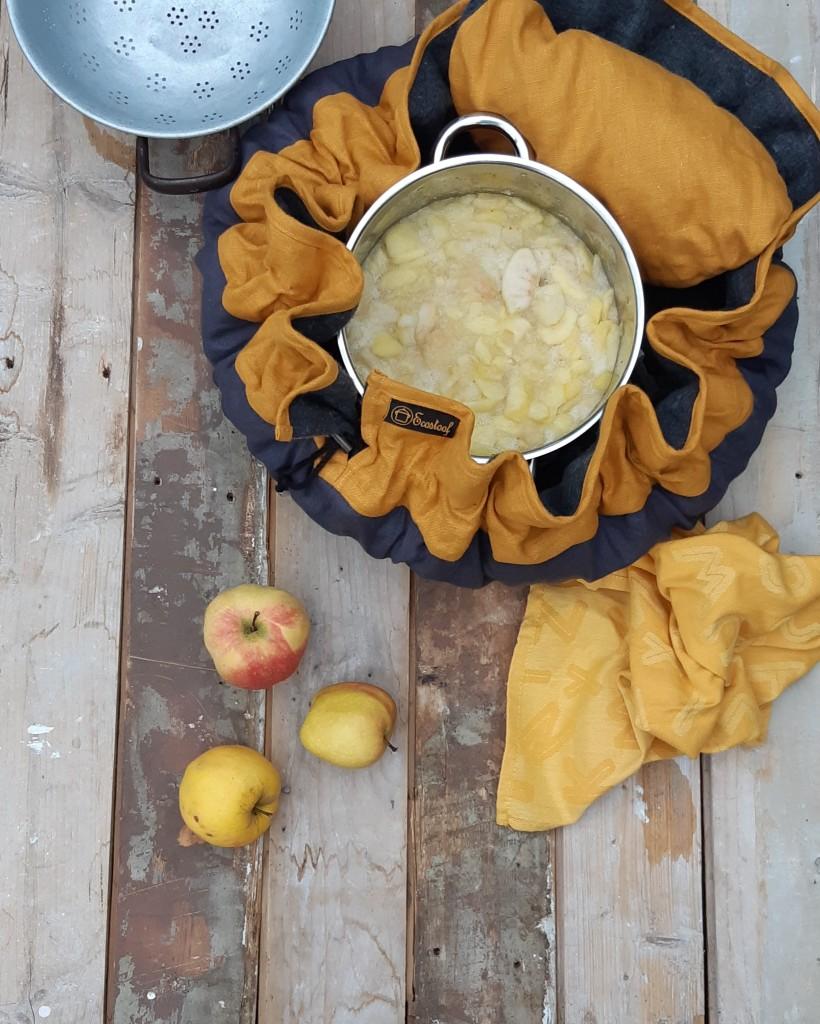 Appelmoes (in)maken